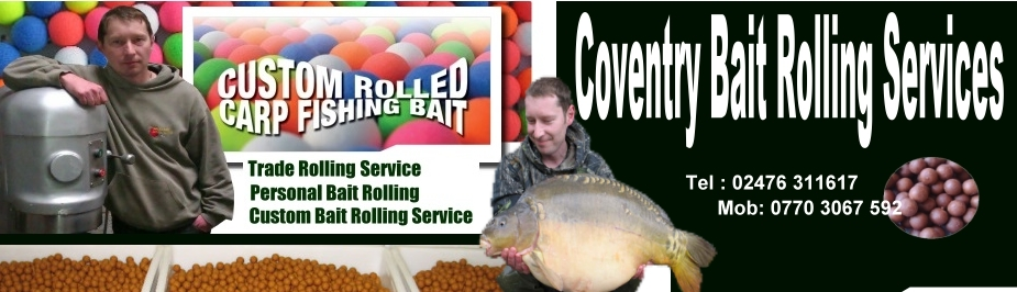 Boilie rolling service