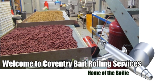 rolling baits for carp fishing